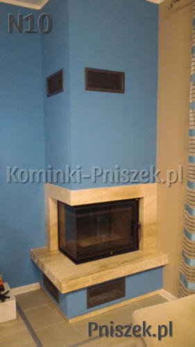 kominek-nowoczesny-marmur-blat-gruby-10-cm